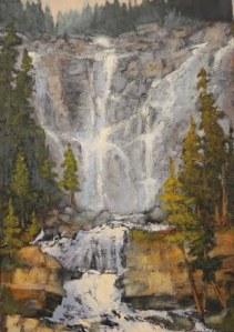 Linda Wilder Art: Top of Tangle