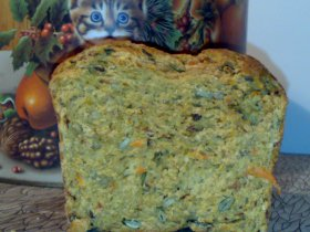Spicy Seed Bread