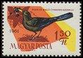 Fekete Rigo, Hungarian Postage Stamps
